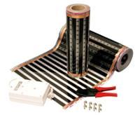 Heizfolie 48 V, 53 cm breit für Wohnmobile und Wohnwagen