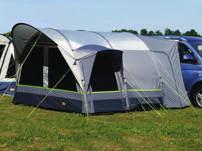 Campervan awning Tour Cap Air,with air rod. STOCKTAKE SALE