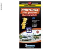 Carte des places de stationnement Michelin - places de stationnement gratuites a