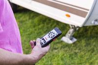 Al-KO elektrisk campingvogn støtte UP4