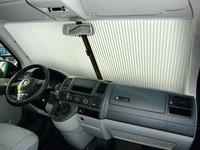 VW T5 Frontscheibenrollo IV bis Bj.2009 grau