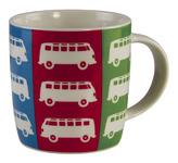 "VW Collection Kaffeetasse VW Bulli ""Colors"""