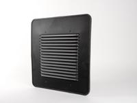 <p> Grille de ventilation pour vitre coulissante CARBEST VW T5 / T6 gauche </p>