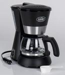 Kaffemaskine 12V 170W, sort 650ml, 4-6 kopper