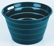 foldable basket/bucket, Ø37xH5/22cm, approx. 12 litres STOCKTAKE SALE