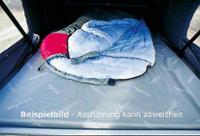 Schlafdachbett VW T6/T5 KR, Hellgrau-Schichtstoff
