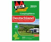 Acsi Camping Guide Tyskland 2019