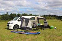 Outdoor Revolution Techline Canopy Lowline, solsejl/veranda for campervans og mi