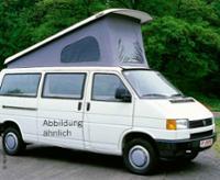 T4 Easy Fit pop-up dak, korte wielbasis, hoog aan de voorkant