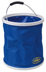 Water bucket, foldable, 9L, colour:blue