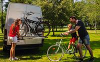 FIAMMA Carry Bike für VW Crafter mit Belastbarkeit von bis zu 50kg
