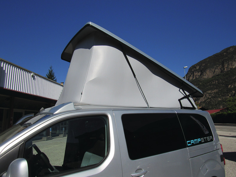 Thermocover for CITROEN CAMPASTER from P¦ssl, outside, thickness 8mm