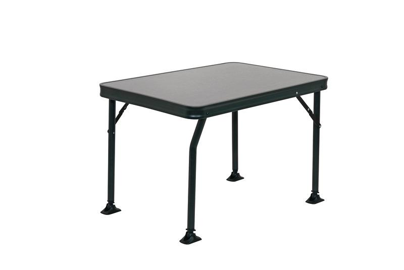 Sidebord 44,5x65,5cm højde 43,5cm justerbare ben, antracit