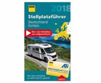 ADAC parkeringsplads guide Tyskland + EU 2018