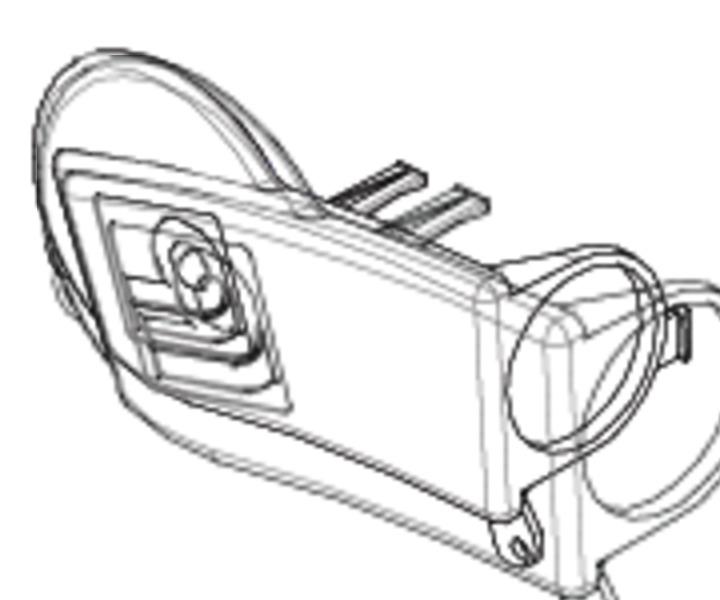 Endplate Box LeftP300/400