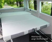 Schlafsitzbank VW T6/T5 V3000 Gr.14 1305 mm breit, 3-sitzig, Rückbank T5 & T6
