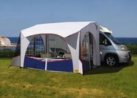 Auvent camping car et fourgon aménagé indépendant CASA GRANDE - REIMO