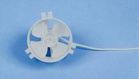 Ventilator 12V rund mit Nahentstörung