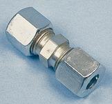 Schneidring- verschraubung 8mm gerade