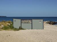 Variabelt vindbeskyttelsessystem udvides til ønsket længde