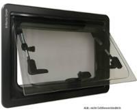 CARBEST ELEGANCE, CARBEST Ausstellfenster 1100x450 mm, flächenbündig - REIMO