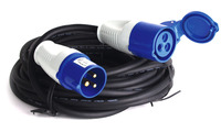 Extension cable CEE 230V 25m