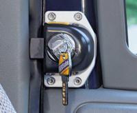 Dørlås Ford fra 2006, låsbar