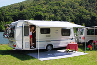 Fiamma Markise Caravan Store - leichte Markise für die Kederschiene