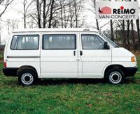 VW T4 pop top roof, SWB, Elegance, front pop up, white