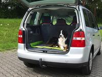 Outdoor-Decke für Hunde ABBY,100x65cm, wasserabweisend