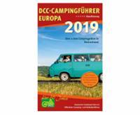 DCC-Campingführer Europa 2019