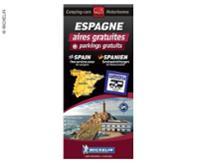 Michelin Stellplatzkarte kostenlose Stellplätze in Spanien