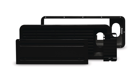 Ventilationssystem Dometic LS100 skifer grå