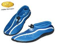 Aquaschuhe, Farbe: blau, Gr.43
