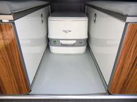 Bodenplatte VW Caddy KR f. Minicamper Active, ab 10/03