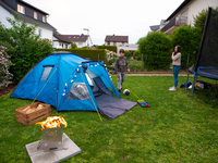 3 Man Tent, 3 Man Dome Tent, STONEHAM Reimo Tent Technology