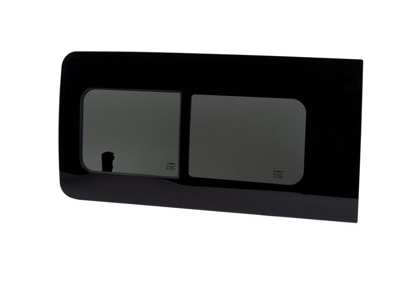 Echtglas Schiebefenster für Citroën Jumpy 3/Spacetourer, ab Bj. 2016