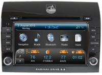 Navigationssystem Womo Ducato mit DAB+ + CAN-Bus