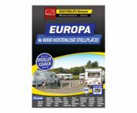 Michelin Stellplatzkarte kostenlose Stellplätze in Europa