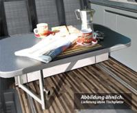 Drejebordholder rustfrit stål
