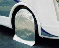 Reifenschutzhülle für Caravan