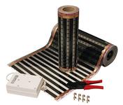Heizfolie 48 V, 43 cm breit für Wohnmobile und Wohnwagen