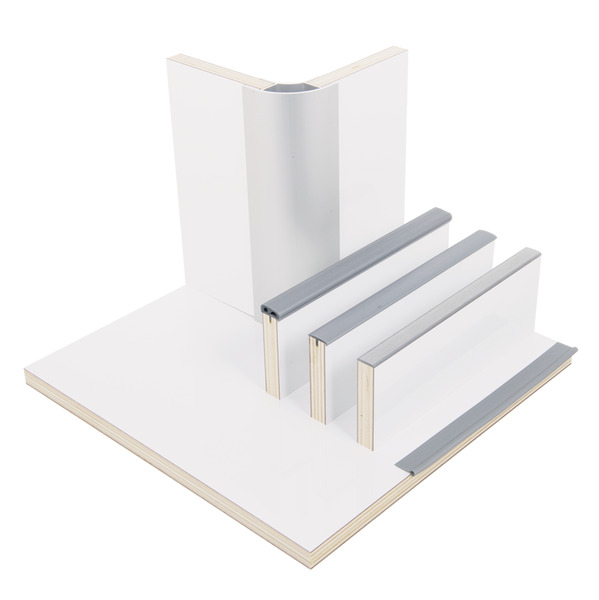 Furniture panel white high gloss 15mm