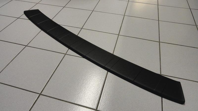 Roestvrijstalen bumperbescherming, zwart voor VW T6