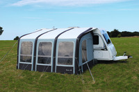 Campervan awning EVORA390,breathable