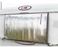 Termisk mat til campingvogn vindue 140x74cm