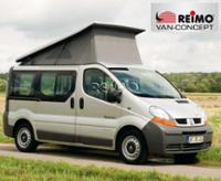 Opel Vivaro, Renault Trafic or Nissan Primastar pop top roof (until 06/2014)