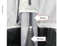 Ersatzluftschlauch PE-Cover außen für das Airtube-Zelt Casa Air
