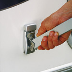 Awning vægmontering aluminium