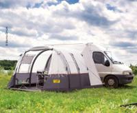 Opblåsbare telt Tour Action AIR, camper telt inklusive luftpumpe